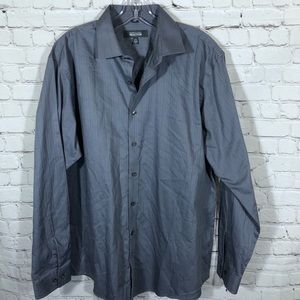 Kenneth Cole Reaction Button Down 16 1/2 34/35